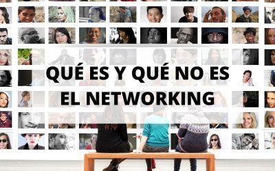 ¿Qué es y qué no es networking?