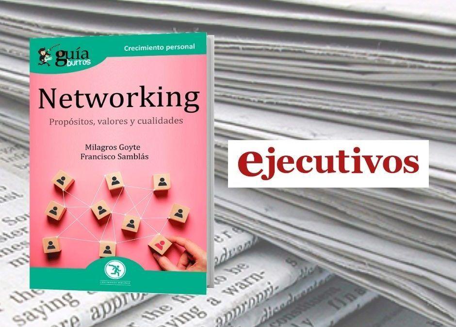 El 'GuíaBurros: Networking' en la revista Ejecutivos