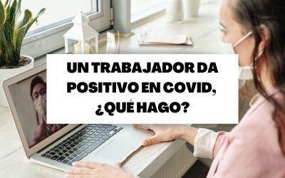 Descubre qué hacer si un trabajador presenta síntomas de COVID-19